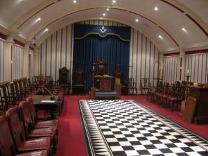 The Lodge Room
